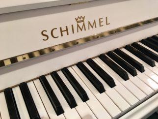 SCHIMMEL 112-5 Blanc Satiné